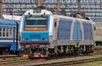 Китай пригонит в Украину тестовый электровоз