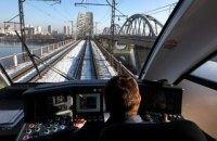 Експрес Київ-Бориспіль зламався в дорозі наступного дня після запуску (оновлено)