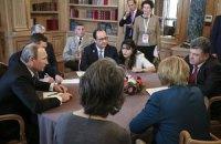 В Милане прошла вторая встреча Порошенко и Путина (обновлено)