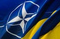 В Украину за три дня прибыли не менее трех военно-транспортных самолетов НАТО