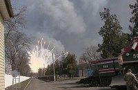 Пашинский заявил о потере боеприпасов на $1 млрд в Балаклее