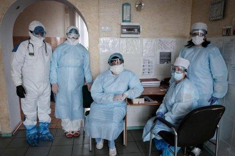 НСЗУ перечислила более 1,3 млрд грн на повышение зарплат медикам в сентябре и октябре