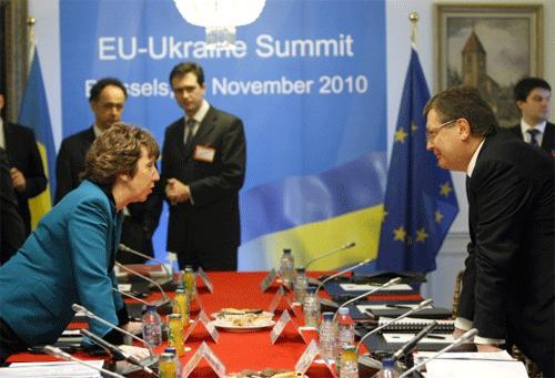 Грищенко утверждает, что в отношении с ЕС Украина исправно продолжает выполнять домашние задания