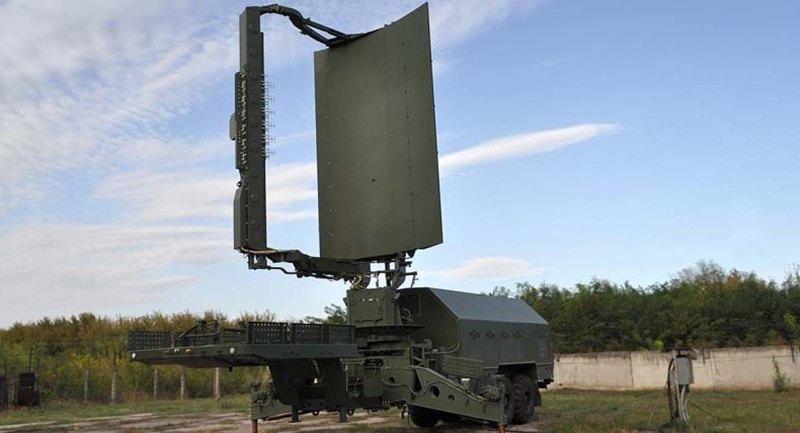 Мобільний трикоординатний радіолокатор кругового огляду сантиметрового діапазону 36Д6М , КП 'НВК Іскра'