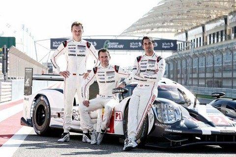 Porsche виграв чемпіонат світу з перегонів на витривалість