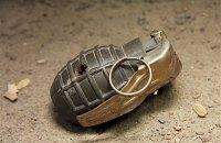 От взрыва гранаты в Харькове погибли двое мужчин