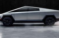 Tesla презентовала электрический пикап в ретро-футуристическом стиле