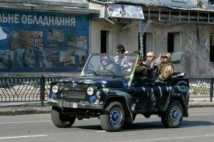 За ночь боевики 18 раз обстреляли позиции сил АТО
