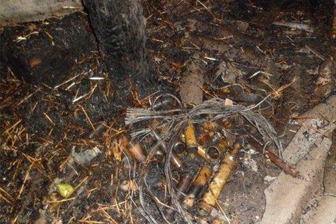 Дві людини загинули у Миколаївській області під час спроби розпиляти снаряд