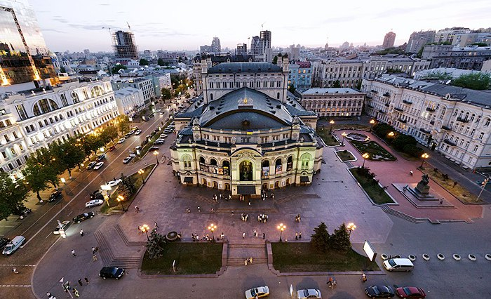 Національна Опера України, Київ