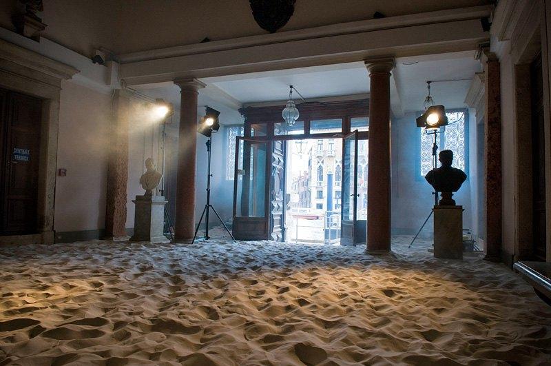 Экспозиция проекта Степи мечтателей