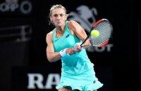 Цуренко прошла в четвертьфинал турнира WTA