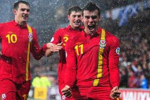 Бейл вивів Уельс в лідери відбіркової групи на Євро-2016
