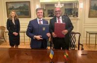 Україна встановила дипвідносини з Гренадою