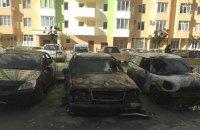Побиття, перевороти, спалені машини: що відбувається у Коцюбинському