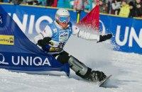 Украина выиграла первую международную медаль по сноуборду