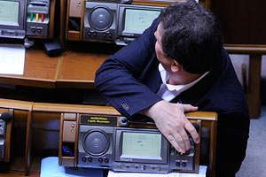 Рада отказалась просить Януковича о выполнении решения Евросуда по Тимошенко