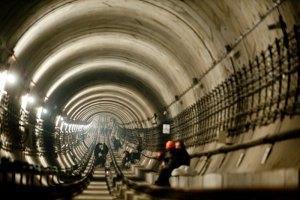 У КМДА не знають, коли почнуть будувати метро на Троєщину