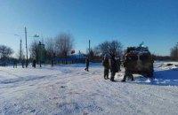 Участники блокады на Донбассе начали перекрывать автодороги