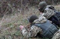 Окупанти стріляли біля Опитного, Гнутового і Південного