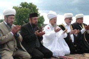 Мусульмане Украины празднуют Ураза-Байрам