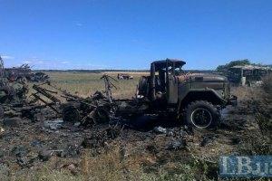 Волонтер: на полях под Иловайском остаются еще десятки погибших