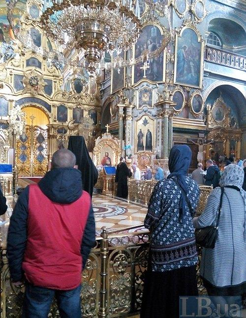 Головний храм Лаври - Святоуспенський