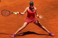 Украинка Ястремская вышла в полуфинал турнира WTA в Страсбурге
