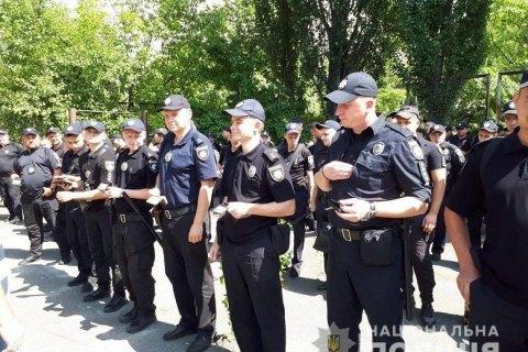 6,5 тис. поліцейських стежитимуть за порядком у день виборів у Києві
