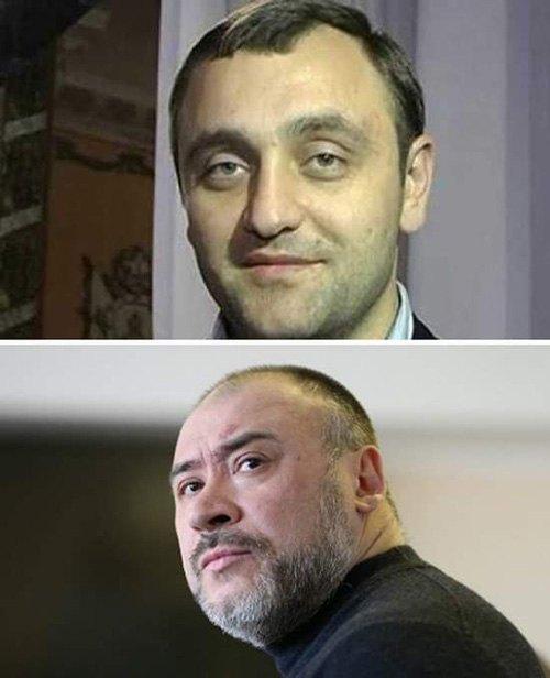 Саркисян и Крысин
