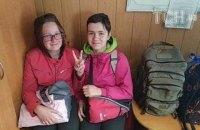 Киевские шестиклассницы, которых разыскивали три дня, нашлись