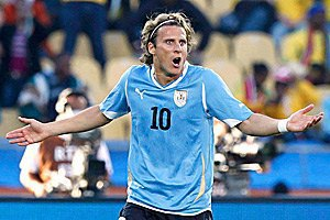 Форлан зав'язав зі збірною Уругваю