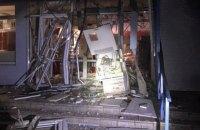 У Харкові підірвали банкомат, розташований у продовольчому магазині