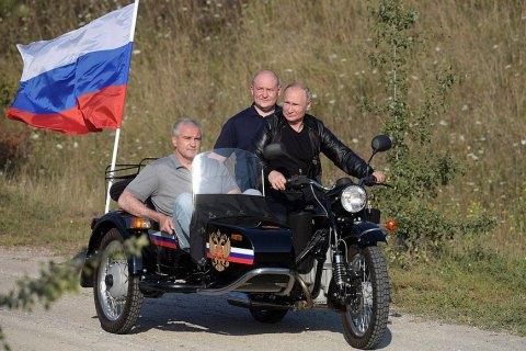 Аксьонова переобрали головою окупаційної влади Криму