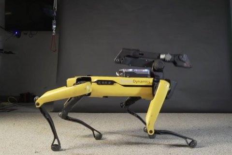 У США надійшли в продаж робособаки Boston Dynamics