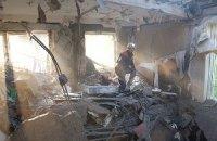 Міліція підозрює, що вибух у Миколаєві могло спричинити умисне вбивство