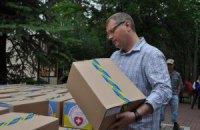 Вилкул предложил Порошенко создать штаб помощи мирным жителям
