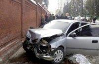 Студент-иностранец задержан во Львове за ДТП с тремя автомобилями