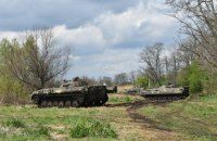 Десантники провели тактичні навчання з бойовою стрільбою в зоні ООС
