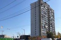 Мурал на Дарницькій площі в Києві знищили заради місця під рекламу