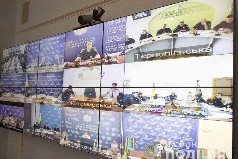 Поліція взяла всі окружні виборчі комісії під цілодобову охорону