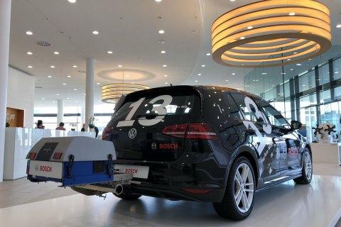 Bosch добилась прорыва вразработке технологий для дизельных двигателей