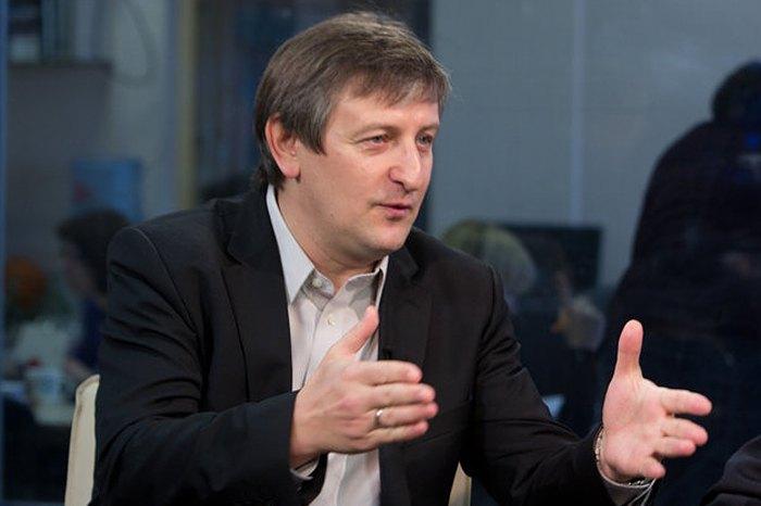 Экономист Ярослав Романчук