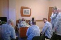 Послы ЕС, США, Германии и Швеции навестили Луценко в больнице
