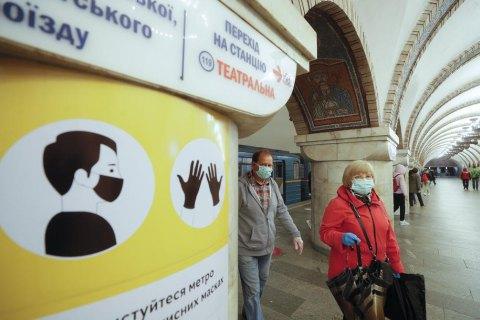 У Києві знову посилили обмеження через помаранчеву зону карантину