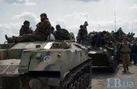 Десантники вернули две захваченных в Краматорске БМД, - Минобороны