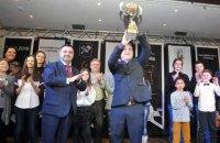 В Харькове прошел шахматный турнир при участии олимпийских чемпионов и Ушениной