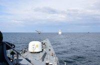 СНБО решил усилить военно-морское присутствие в Азовском море