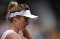 Світоліна успішно стартувала на турнірі в Сан-Хосе, обігравши росіянку Касаткіну
