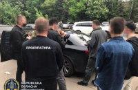 Суддю Донецького окружного адмінсуду затримали після отримання $30 тис. хабара